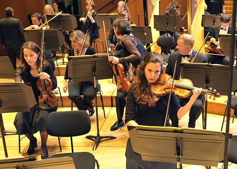 Témoignage CRM de L'Orchestre national d'Île-de-France