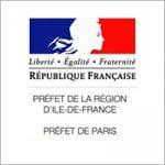 La préfecture d'Île-de-France