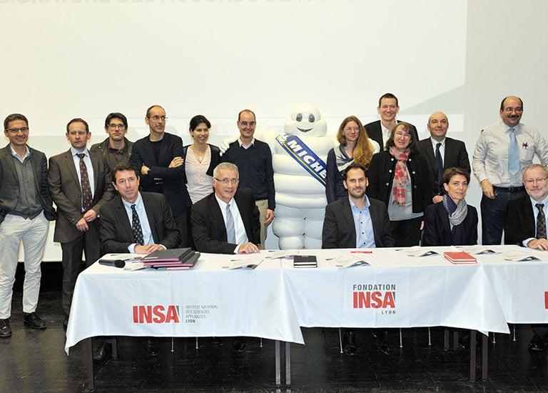 Témoignage CRM Fondation INSA Lyon