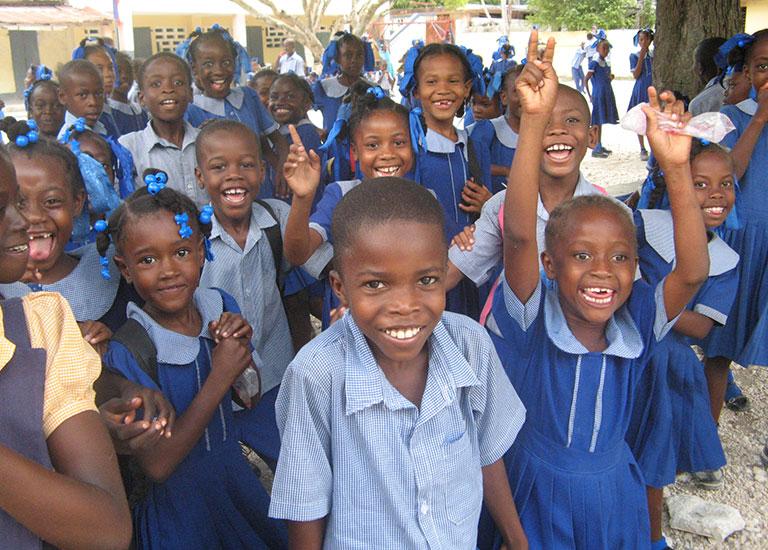 Témoignage CRM Enfants Sans Frontières