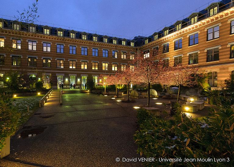 Université Lyon 3 Jean Moulin Témoignage CRM