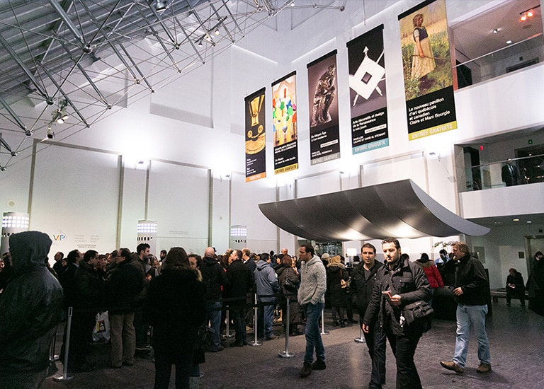 Témoignage CRM Musée des Beaux-Arts de Montréal