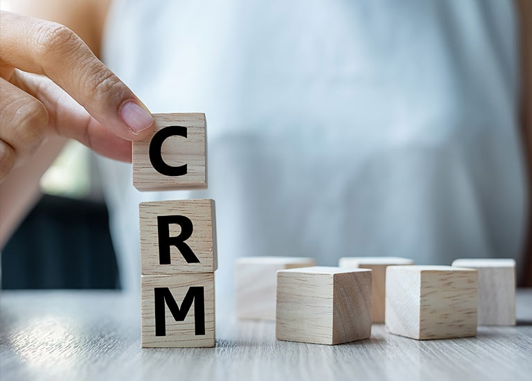 Succeed in your CRM