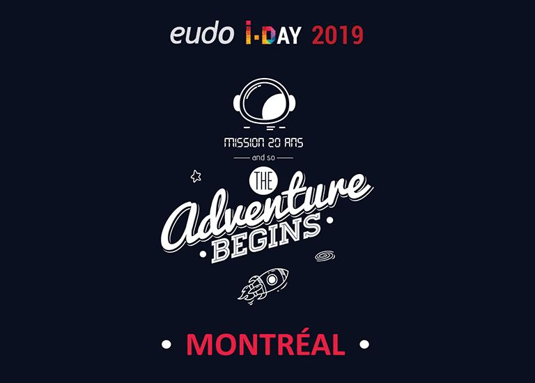 Eudo i-day Canada 2019
