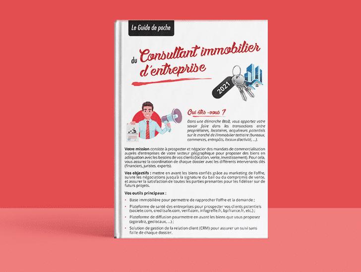 Le Guide de Poche du Consultant Immobilier d'entreprise