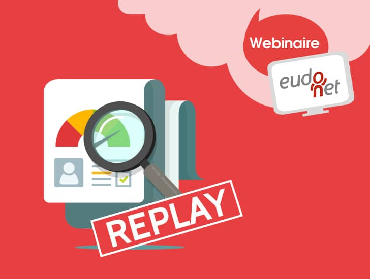 Webinaire replay scoring CRM