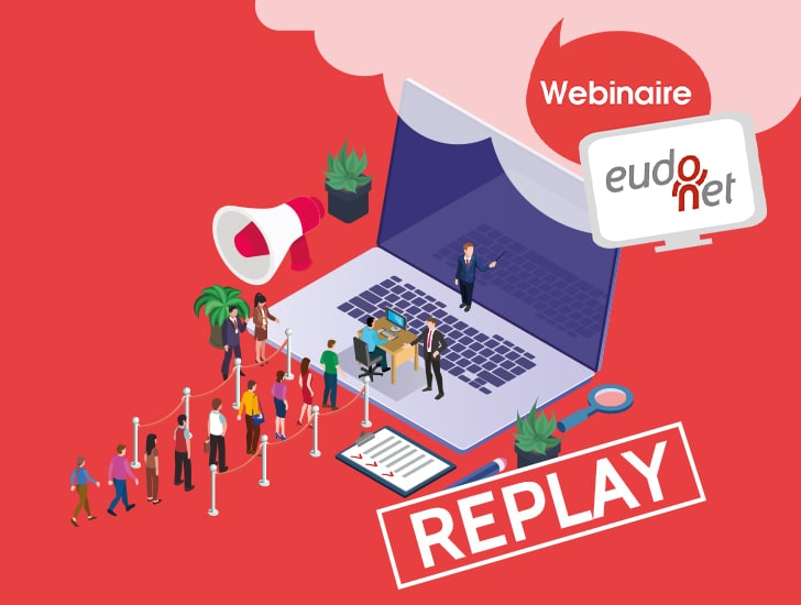 Webinaire replay Digitalisation animation membres CRM