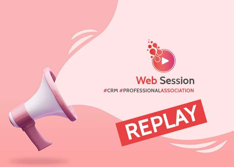 Webinar Professional Associations CRM