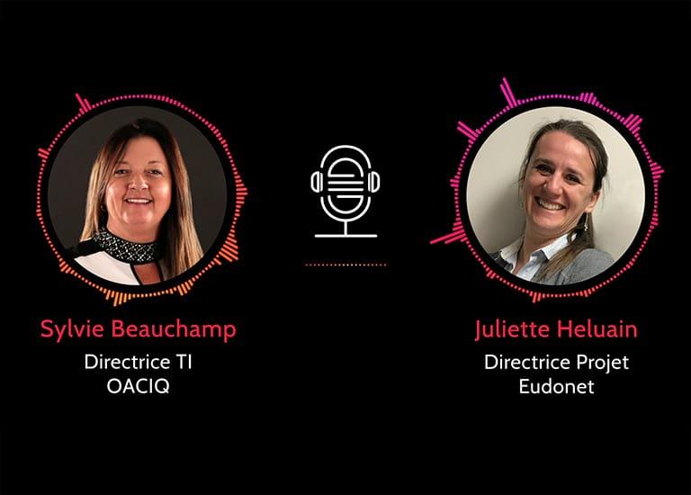 Podcast projet CRM OACIQ
