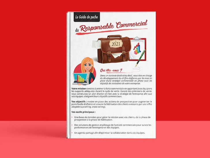 Guide poche Responsable Commercial